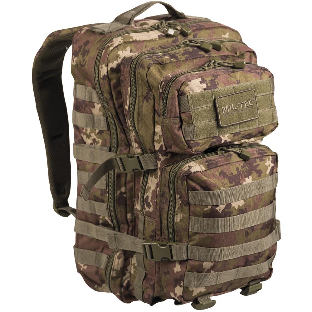 Rucksack US Assault Pack II vegetato
