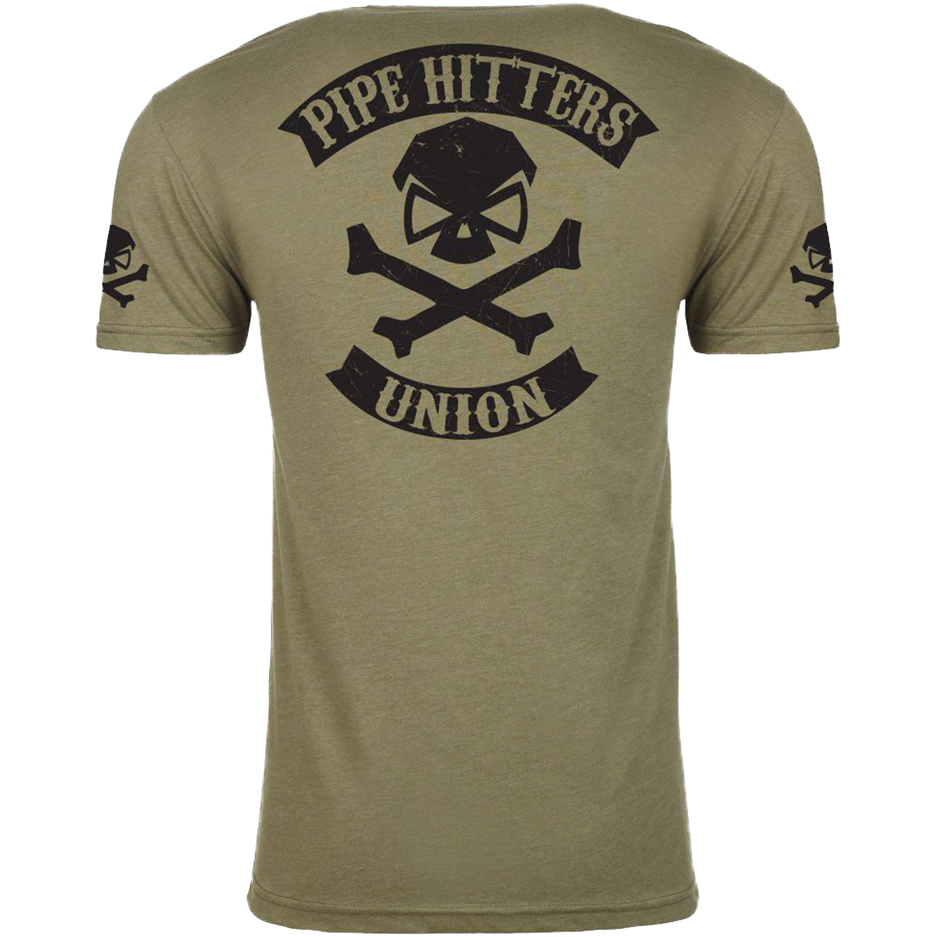 Pipe Hitters Union T-Shirt Sons of Conflict oliv