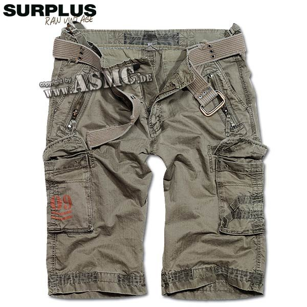 Royal Shorts oliv