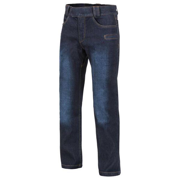 Helikon-Tex Jeans Greyman Tactical Jeans Denim Mid dark blue