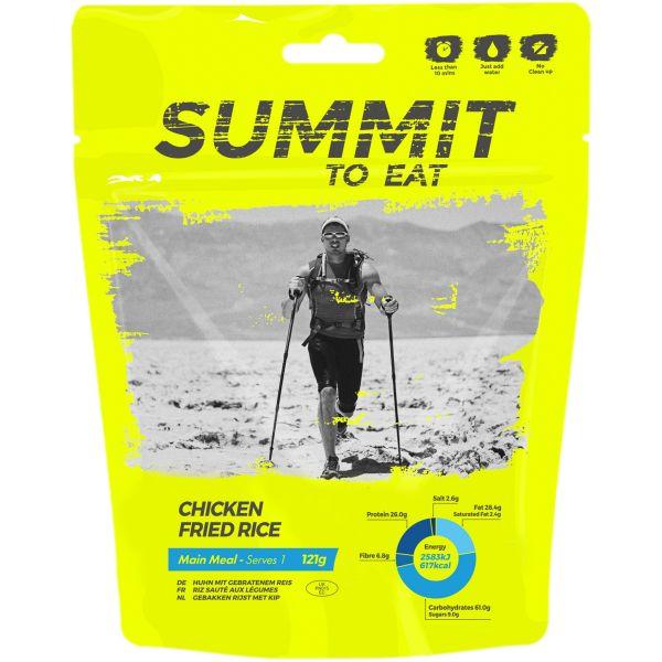 Summit to Eat Hühnchen mit gebratenem Reis nach chinesischer Art