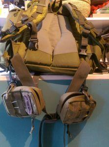 Seitentaschen Outdoor /Trekking