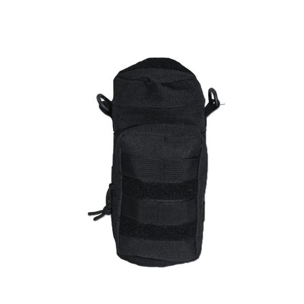 MFH Tasche rund Molle schwarz