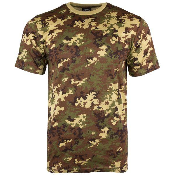 T-Shirt vegetato woodland