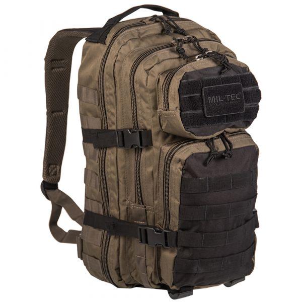 Mil-Tec Rucksack US Assault Pack SM ranger green schwarz