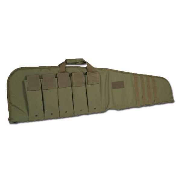 Rifle Case mit Tragegurt oliv 120 cm