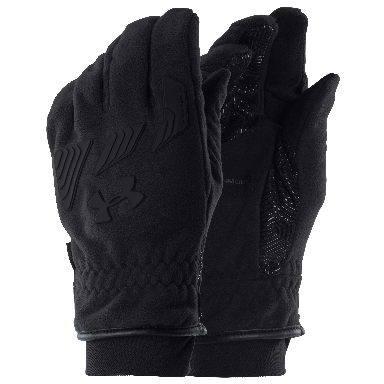 Under Armour Handschuhe ColdGear® IR Storm Convex schwarz