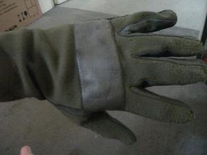 Ausgestreckte finger