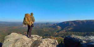Herbsttour im Elbsandsteingebirg