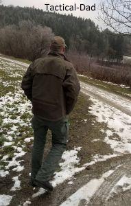 Jagdaufseher Streife
