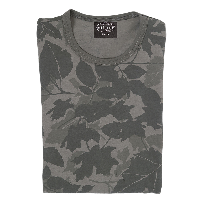 T-Shirt Leaf Camo