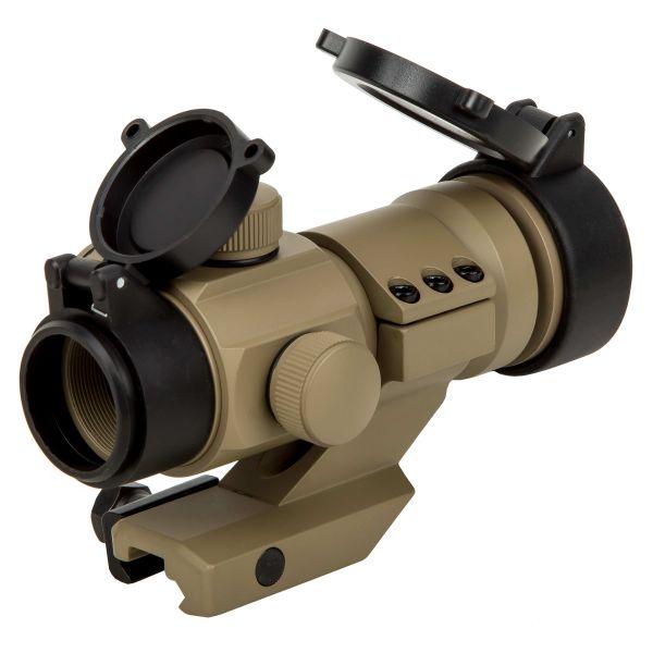 Aim-O Zieloptik M3 Red Dot mit L-Montage desert