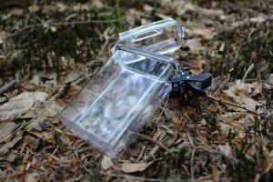 Wasserdichte Kunststoffbox