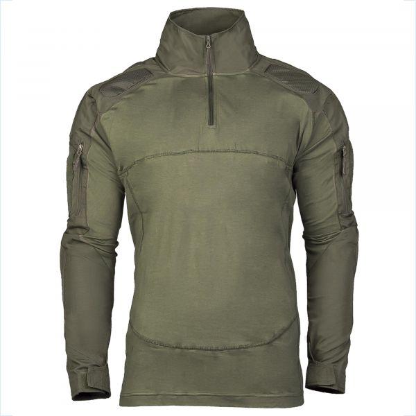 Mil-Tec Combat Shirt Chimera oliv