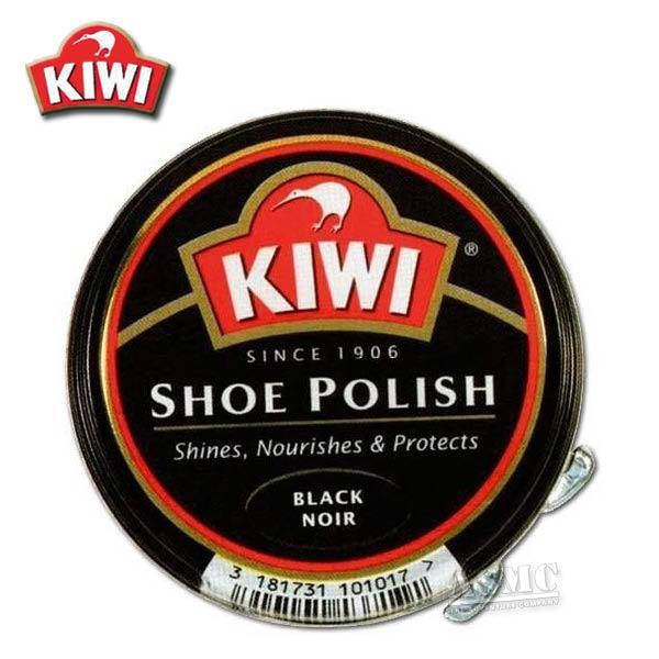 KIWI Schuhcreme schwarz 100 ml