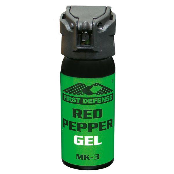Pfefferspray Red Pepper MK-3 Gel 50 ml