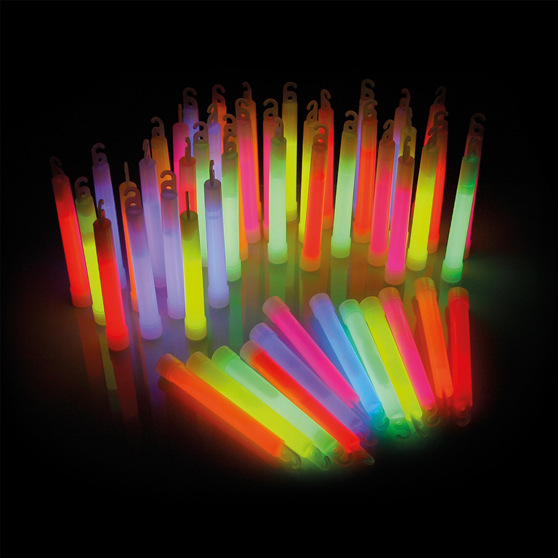 Power-Knicklichter KNIXS 6-Farb-Mix 25er Pack