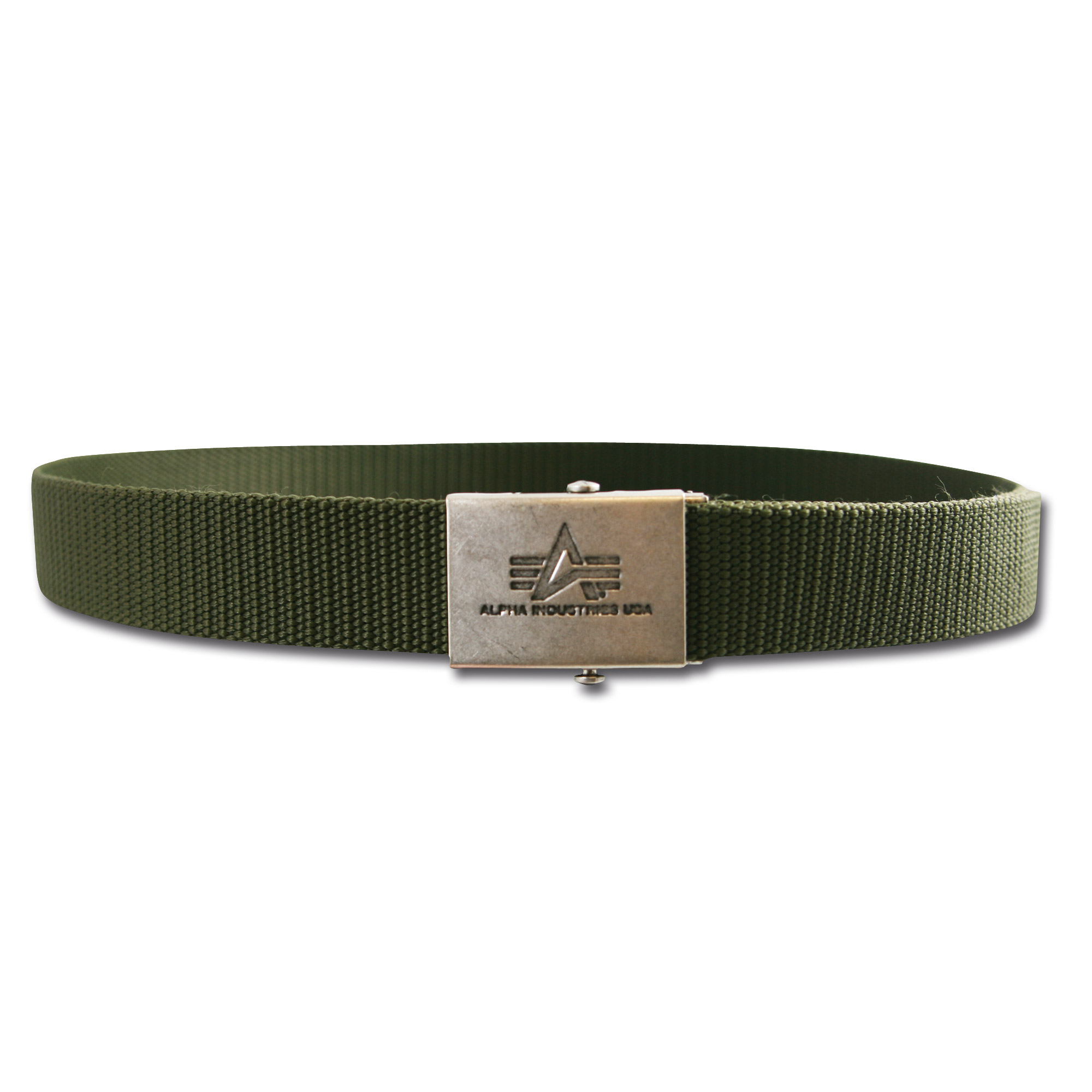 Hosengürtel Alpha Industries oliv