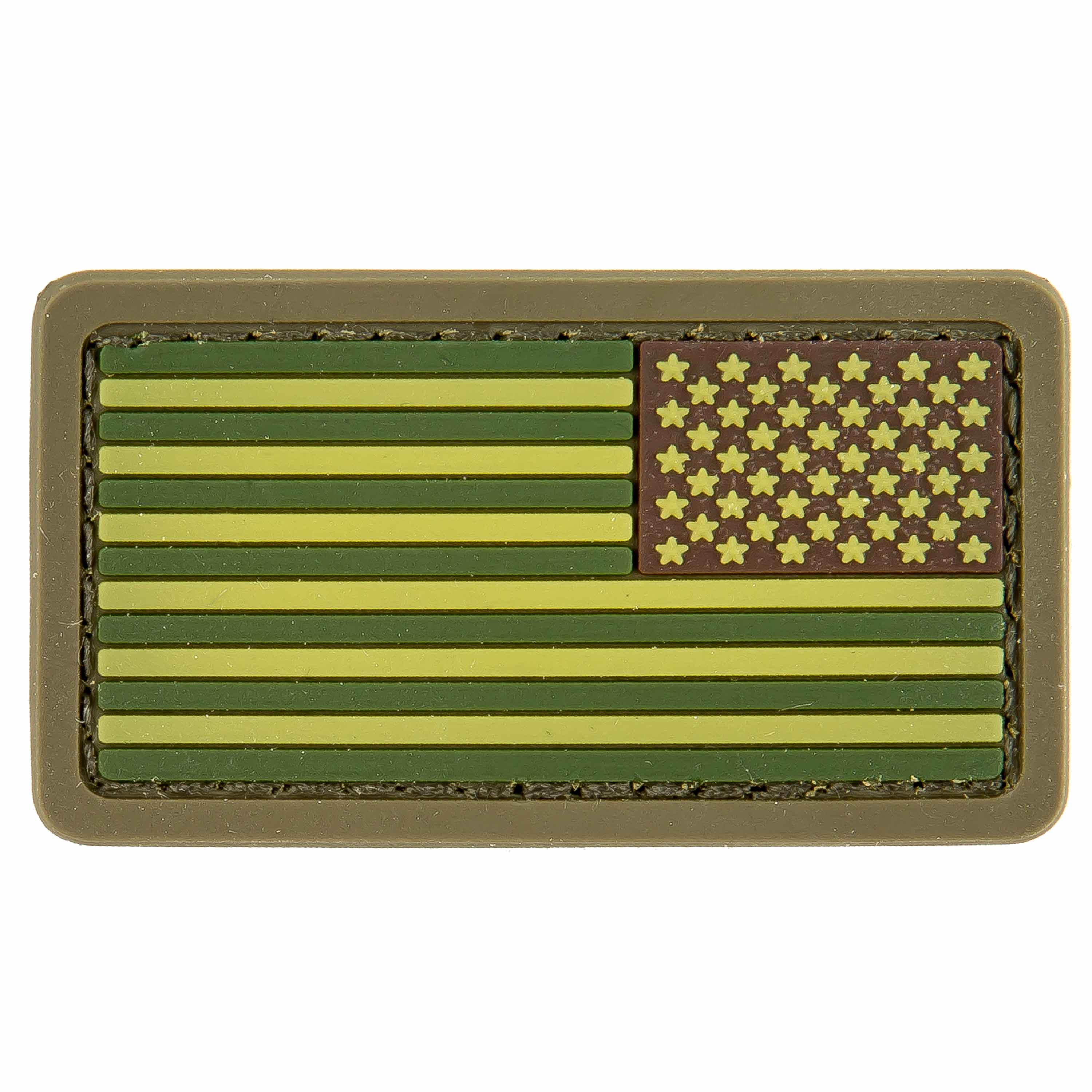 MilSpecMonkey Patch US Flag Mini REV PVC multicam