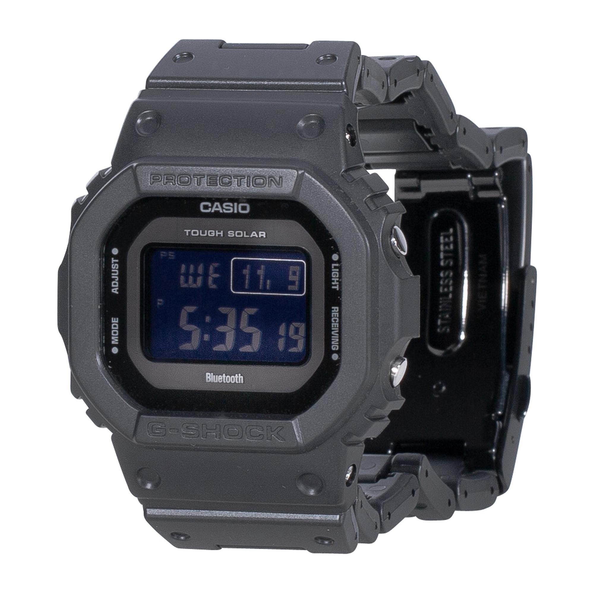 Casio Uhr G-Shock The Origin GW-B5600BC-1BER schwarz