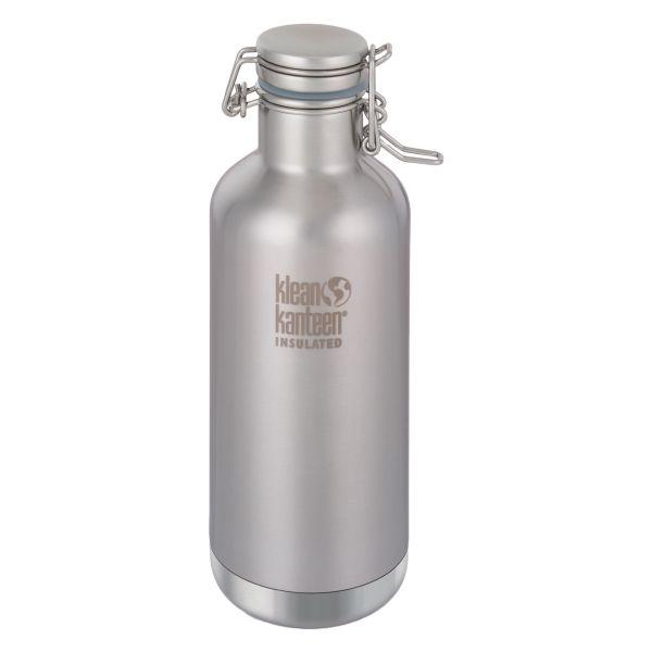 Klean Kanteen Trinkflasche Growler 946 ml brushed stainless