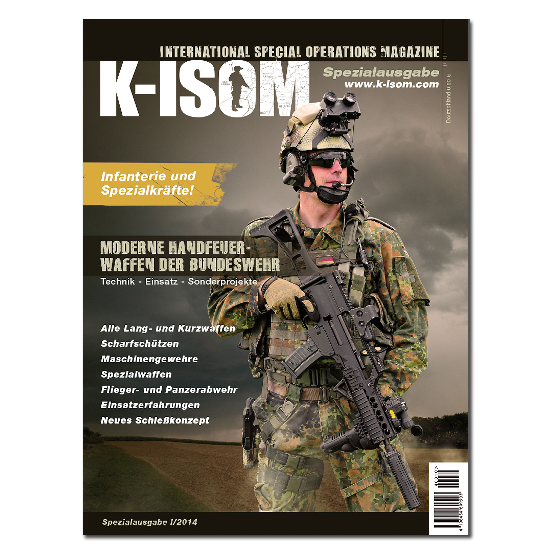 Kommando Magazin K-ISOM Spezialausgabe 01-2014