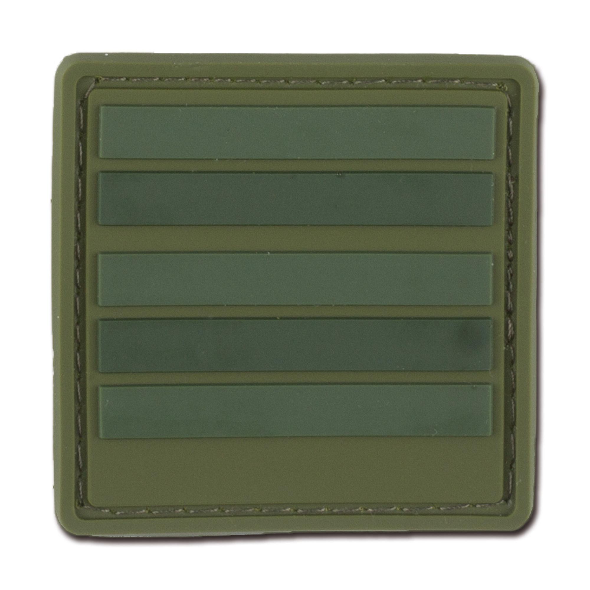 Dienstgradabzeichen Frankreich Lieutenant – Colonel oliv tarn
