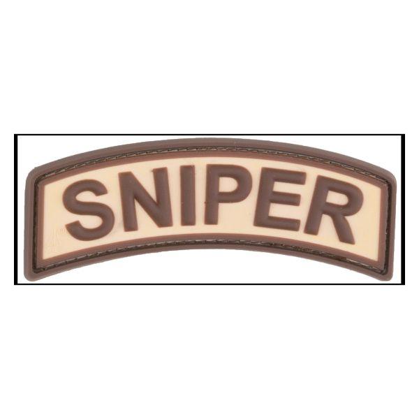 3D-Patch Sniper Tab desert