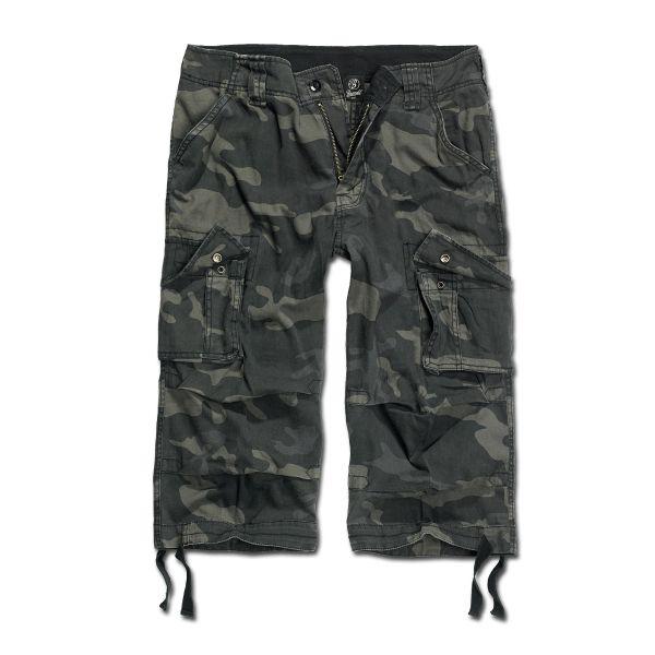 Brandit Shorts 3/4 Urban Legend darkcamo