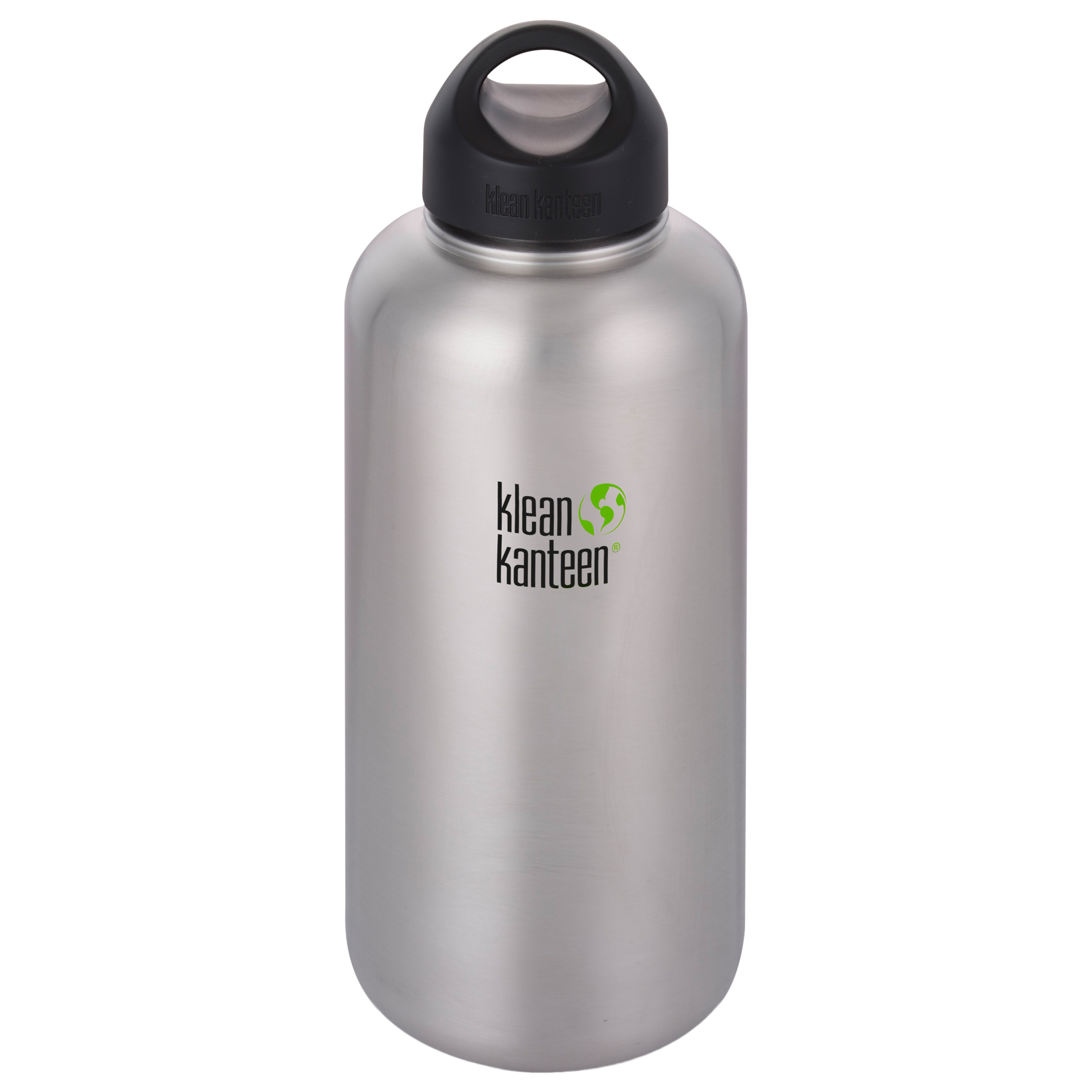 Klean Kanteen Trinkflasche Wide 1900 ml brushed stainless