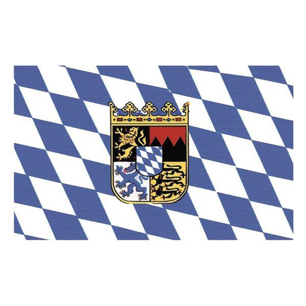 Flagge Bayern Wappen