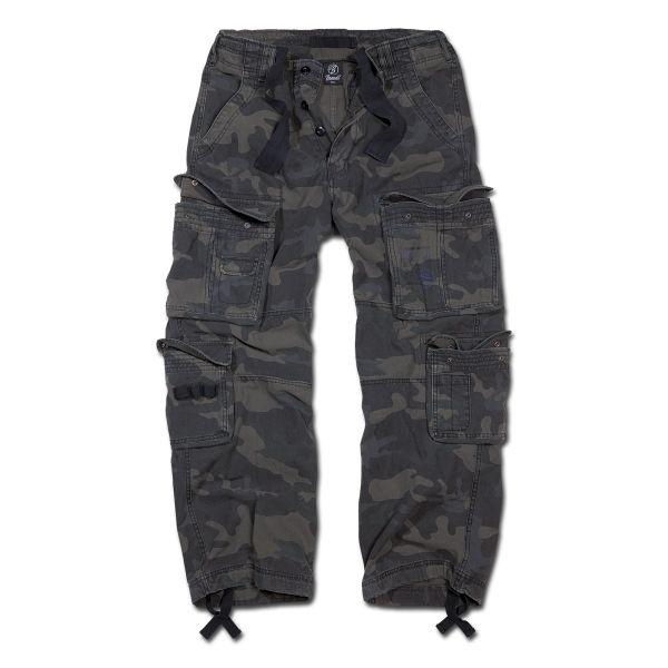 Brandit Hose Pure Vintage Trouser darkcamo