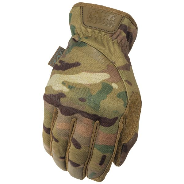 Mechanix Wear Handschuhe FastFit V2 multicam