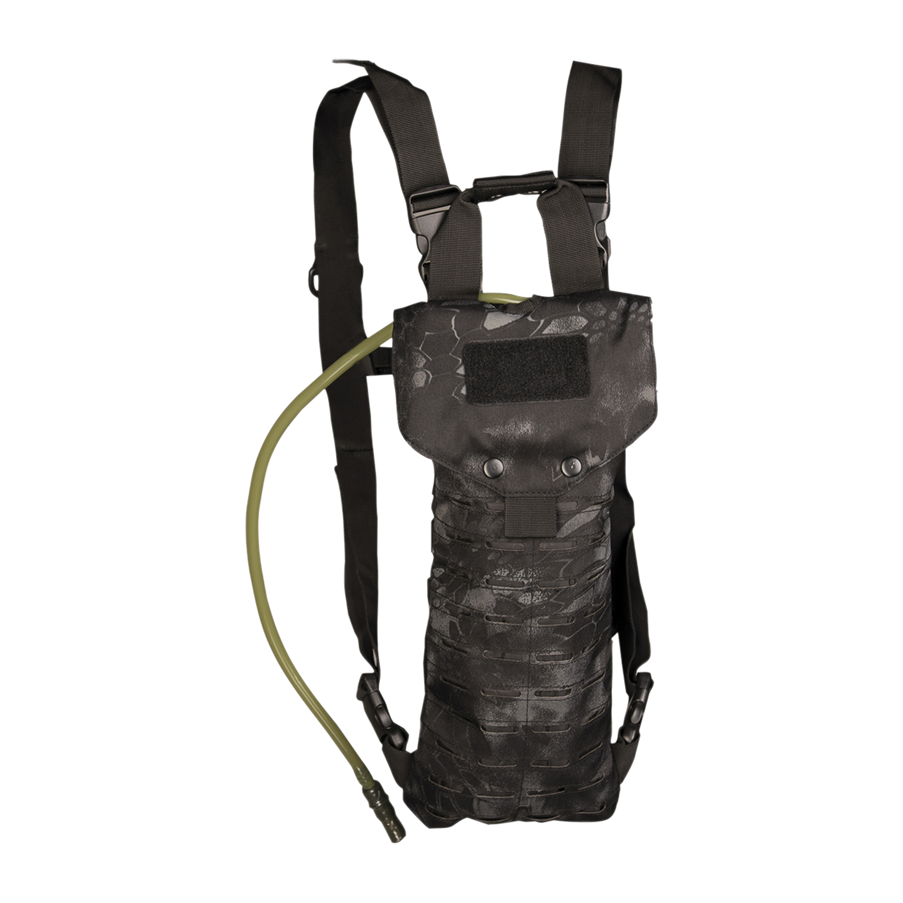 Rucksack Hydration Pack Laser Cut 2.5 L mandra night