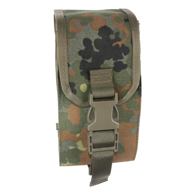 Heim Doppel-Magazintasche G36 flecktarn