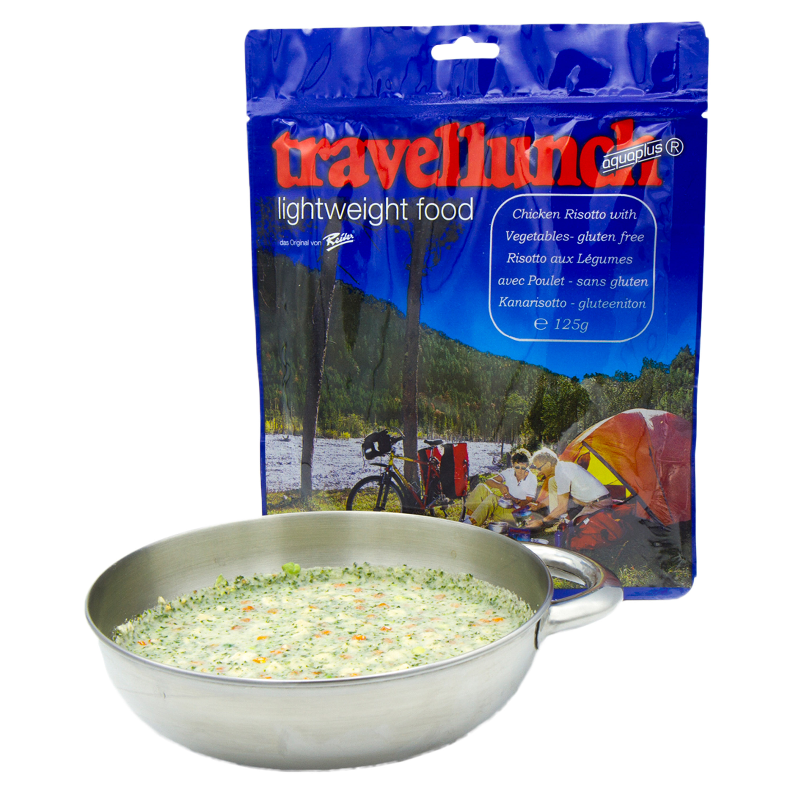 Travellunch Hühnerrisotto glutenfrei