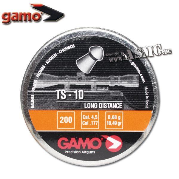 Gamo Diabolos TS-10 4.5 mm 200 St.