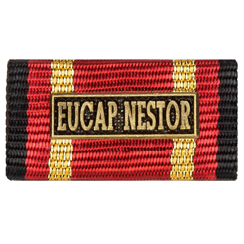 Ordensspange Auslandseinsatz EUCAP NESTOR bronze