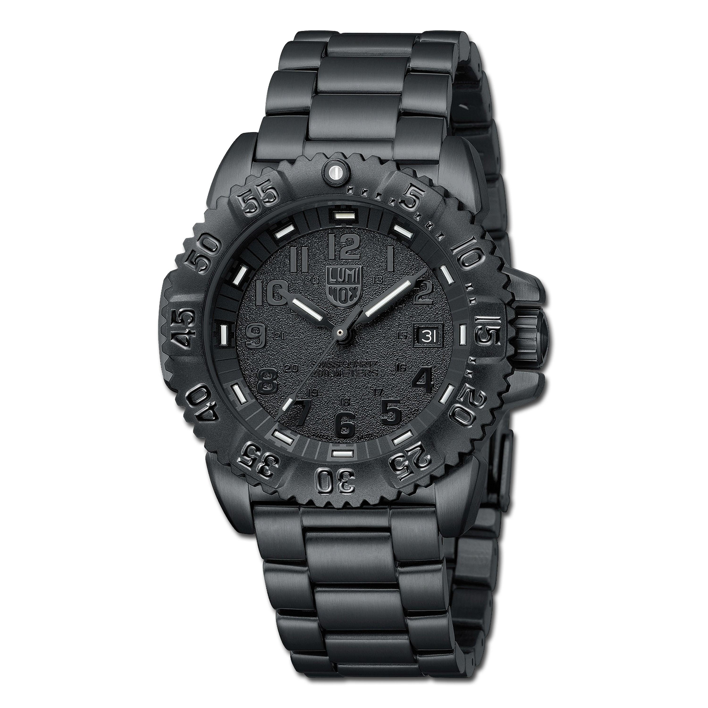 Uhr Luminox H3 Militäruhr Navy Seal Steel 3152 Blackout