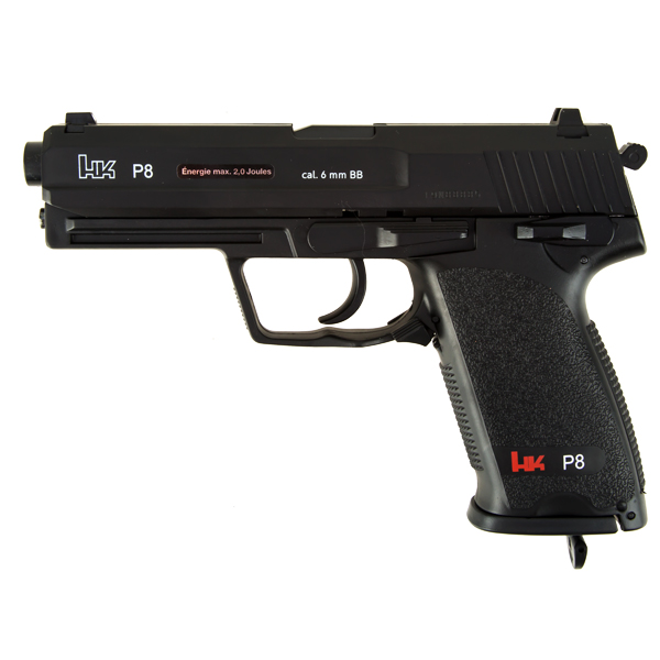 Pistole Softair HecklerKoch P8