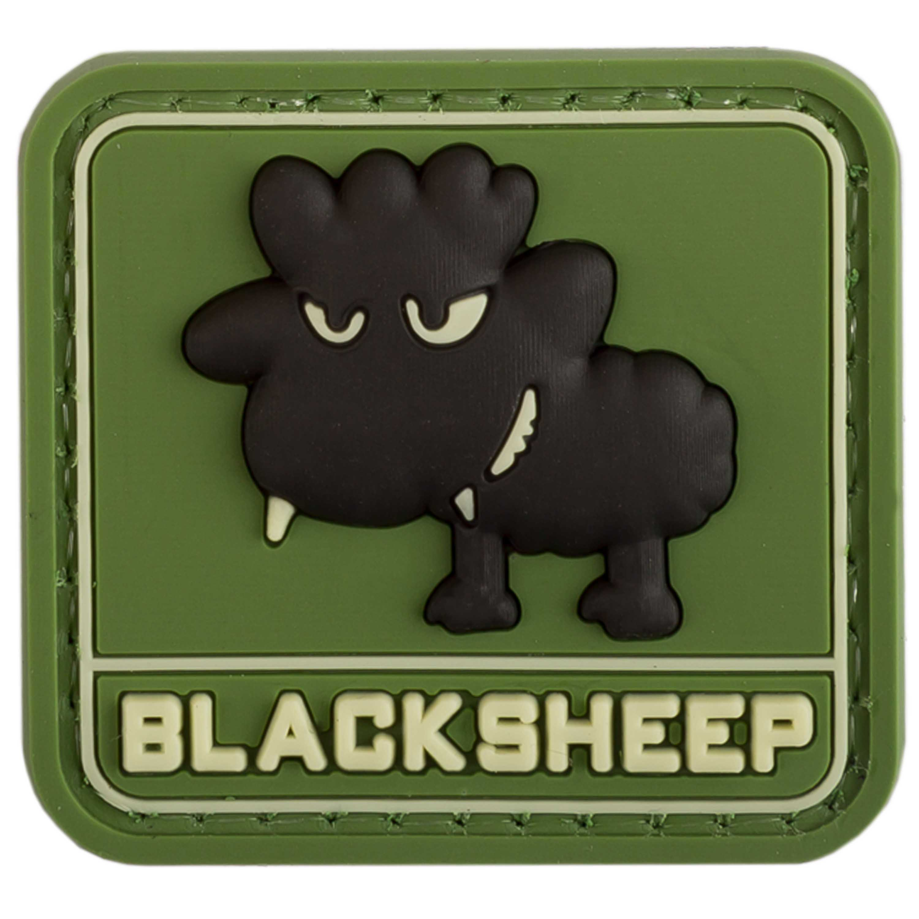 TAP 3D Patch BlackSheep forest small