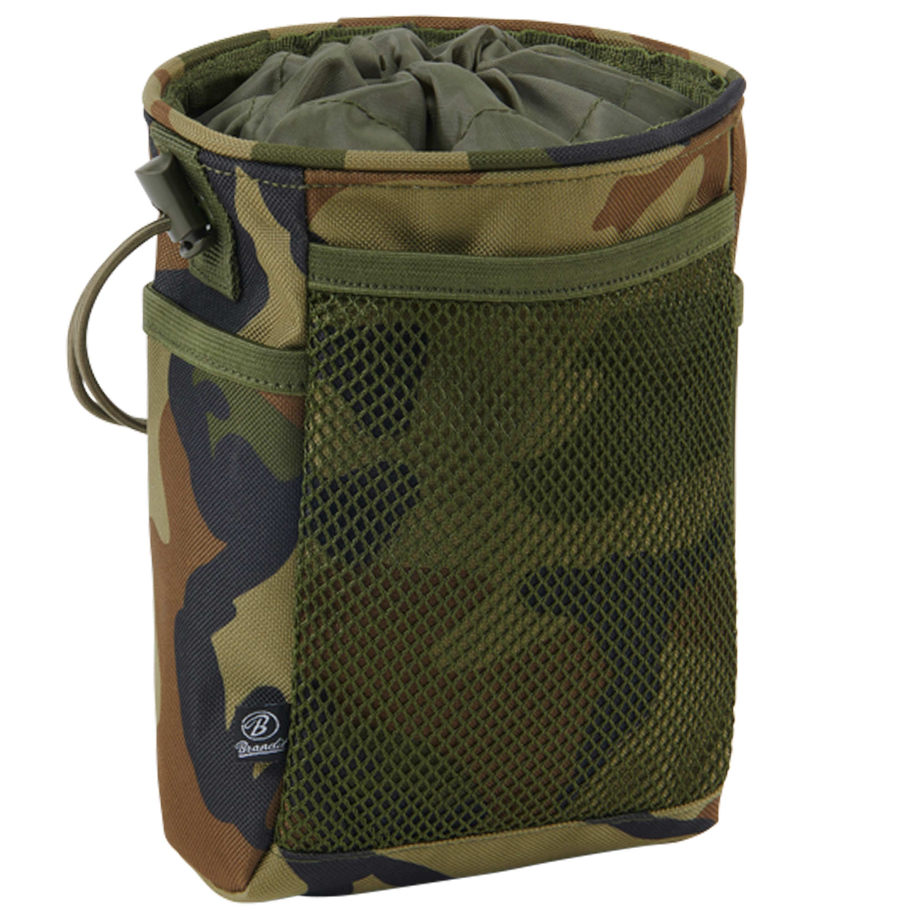 Brandit Molle Pouch Tactical woodland