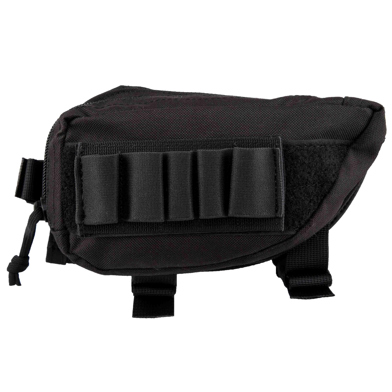 Invader Gear Schulterstützentasche Stock Pad schwarz