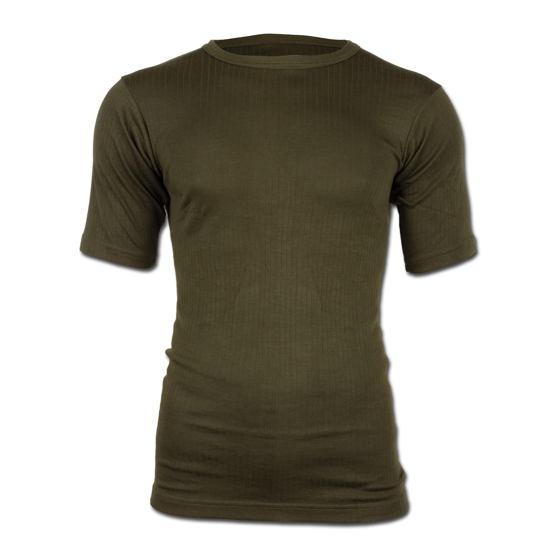 T-Shirt Highlander oliv