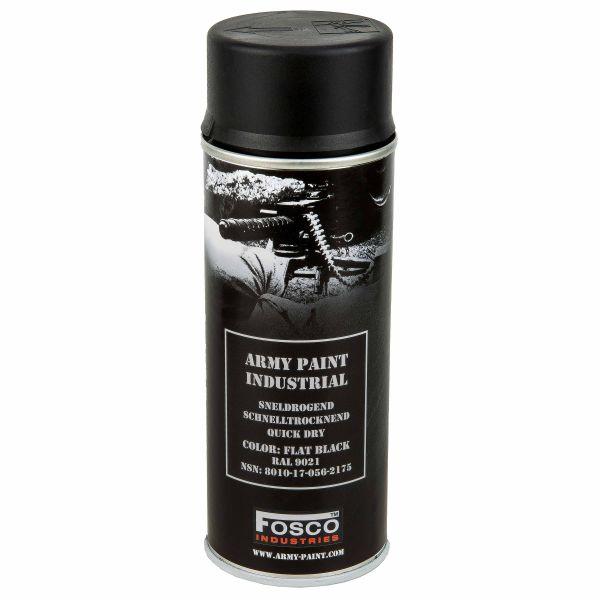 Farbspray Army Paint 400 ml schwarz