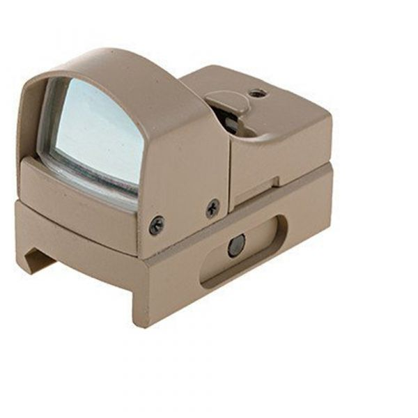 THO Zieloptik Micro Reflex Sight Replica tan