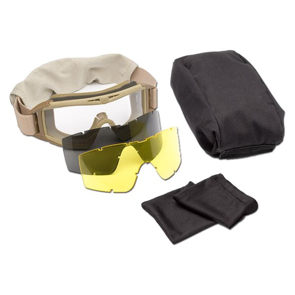 Brille Revision Desert Locust Mission Kit tan