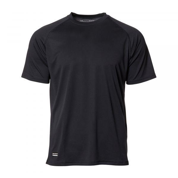 Under Armour Tactical T-Shirt Tech Tee HeatGear schwarz
