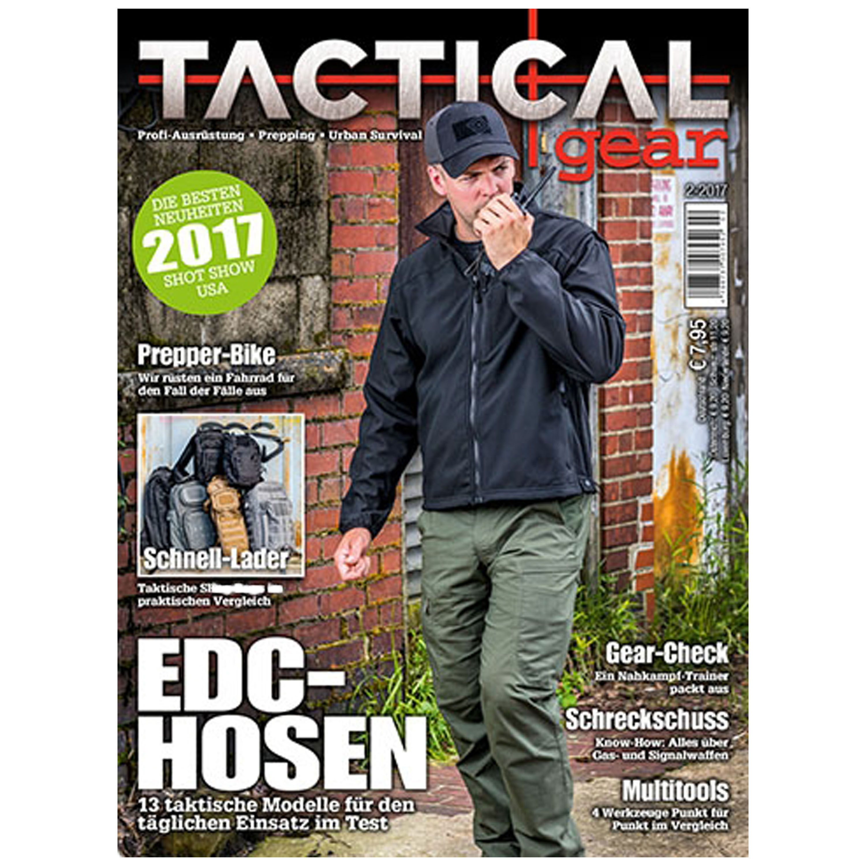 Magazin Tactical Gear 2/2017