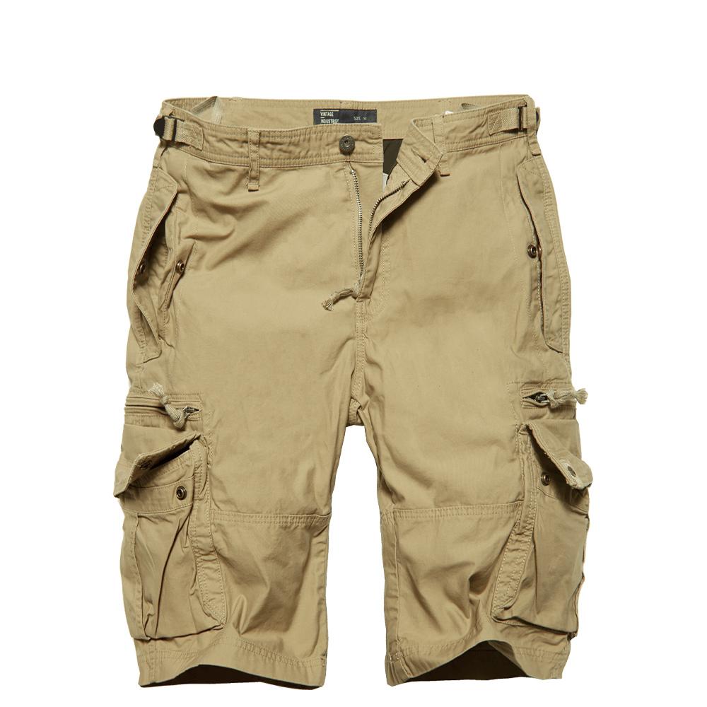 Vintage Industries Shorts Gandor safari